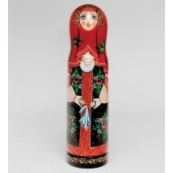 Bottle case (Shtofs) '' Maria ''