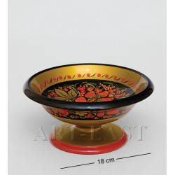 Candy-bowl Khokhloma 80h175