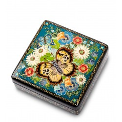 Russian Painted Box Kholui '' Summer ''