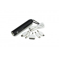 External battery for smartphones 2800 mAh (Samsung battery) with a set of adapters