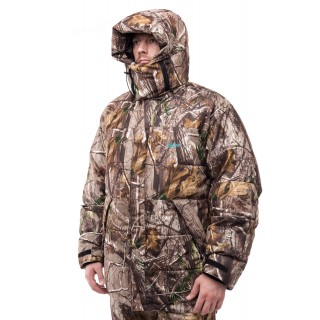 Baikal SF Costume winter insulated with goose down (Brown)