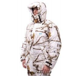 Baikal SF Costume winter insulated with goose down(White)