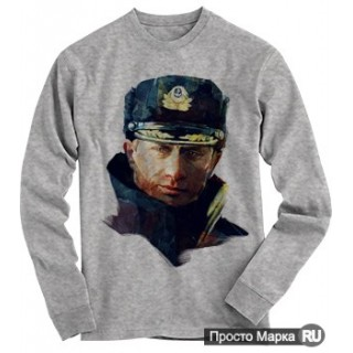 "Sweatshirt ""Putin in a Cap"""