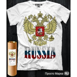 "T-shirt ""Russian National Emblem"""