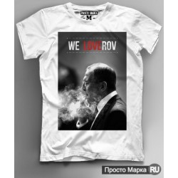 "T-shirt ""Weloverov"""