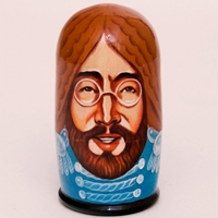 Politicians and celebrities Nesting Dolls