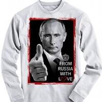 T-shirts with Russian Symbols