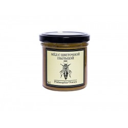 Farm honey with goji berries 400 g
