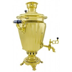 "Combined samovar 7 liters ""Wineglass"""
