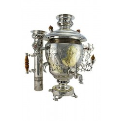 Charcoal-burning samovar 7 liters «Yasnaya Polyana»