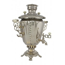 "Combined samovar 4,5 liters ""Wineglass"""