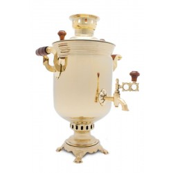 Charcoal-burning samovar 5 liters «Classic»