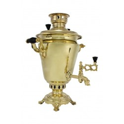 Charcoal-burning samovar 5 liters «Traditional»