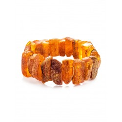 """Bracelet from natural amber with a curative effect """"Pompeii"""""""