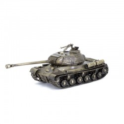 Scale model of the Russian IS-2 Tank (1:35), bronze