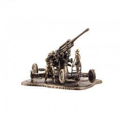 52-K 85 mm Air Defence Gun Model (1:72)