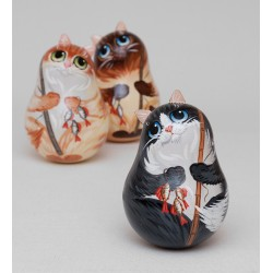 """Mr-28/17 Roly-poly """"Cat"""" A"""