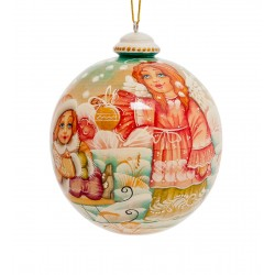 Angel Christmas-tree Decoration, Art Painting