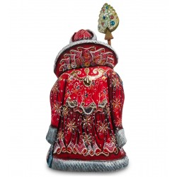Father Frost Figurine (Carved) 31.5 cm (12.4 inches)