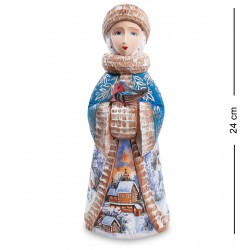 Snow Maiden Figurine (Carved) 24 cm (9.4 inches)