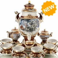 Tea Sets with Samovars