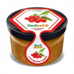 Eco Honey with goji berries