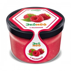 Eco Honey with raspberry