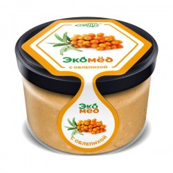 Eco Honey with sea buckthorn