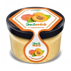 Eco Honey with apricot