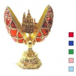 Faberge Double Egg Savior medium (replica)