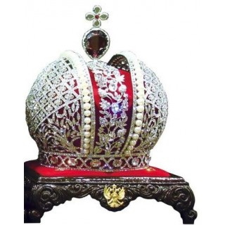 Imperial Crown Color Silver  (small)