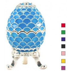 Faberge Easter Egg Bump in assortment (replica)