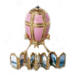 Egg Faberge Danish Palace