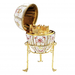 Egg Faberge Gatchina Palace