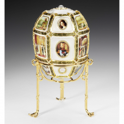 Egg Faberge 15th Anniversary
