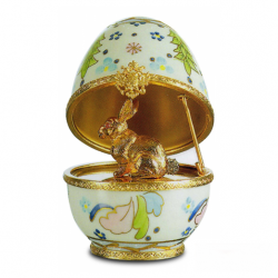 Egg Faberge Rabbit