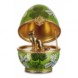 Faberge Egg Cat small