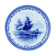 Gift Plate (thematic painting)