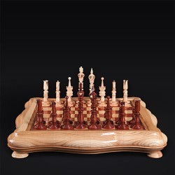 "Chess ""Calvert"" light"