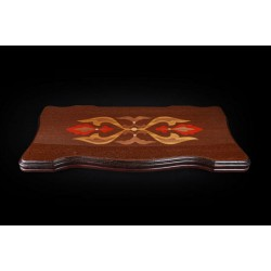 Designer Wenge Backgammon