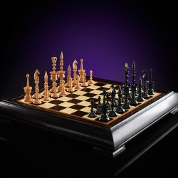 "Chess ""Selenus Empire"""