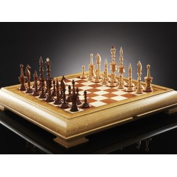 "Chess ""Selenus"" light"