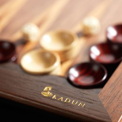 "Walnut Backgammon ""Ararat"""