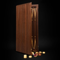 "Backgammon ""Black Prince"""