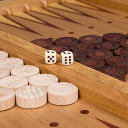 "Backgammon ""Fantasy"" light"