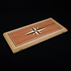 "Backgammon ""Wind Rose"" light"