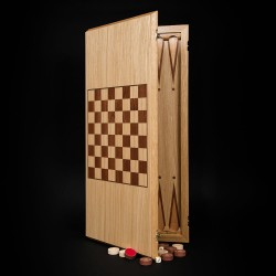 Backgammon-Draughts