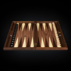 "Chess-Backgammon-Draughts 3-in-1 ""Everest"""