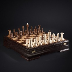 "Chess Staunton ""Empire"""