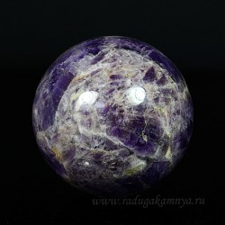Amethyst ball diameter 80-81mm, 720gr (1sort).